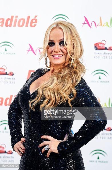 02-27 SEVILLE, SPAIN - NOVEMBER 03: Spanish singer Sonia Priego... #priego: 02-27 SEVILLE, SPAIN - NOVEMBER 03: Spanish singer… #priego