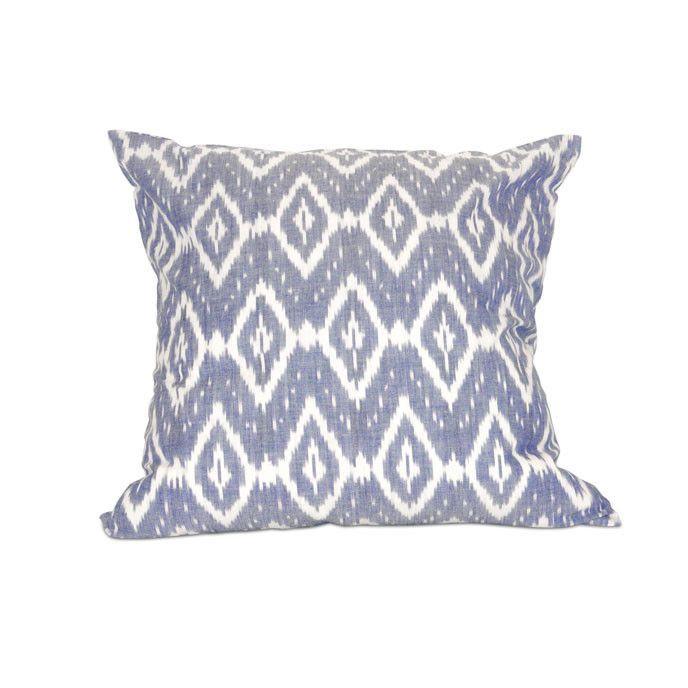 Conchetta Cotton Throw Pillow