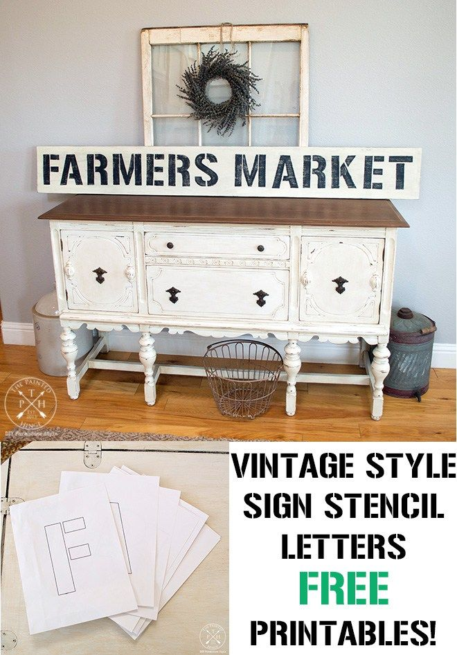 Craftaholics Anonymous How To Paint Letters On Wood Without A Stencil Rustic Wood Signs Pallet Crafts Rustic Diy