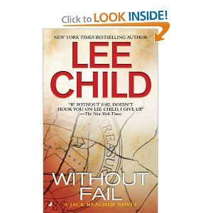 Do guys read Lee Child? Imagine jack Reacher is a chick's ultimate he man. Tough, chivalrous, emotionally unattainable. Love your work Jack!