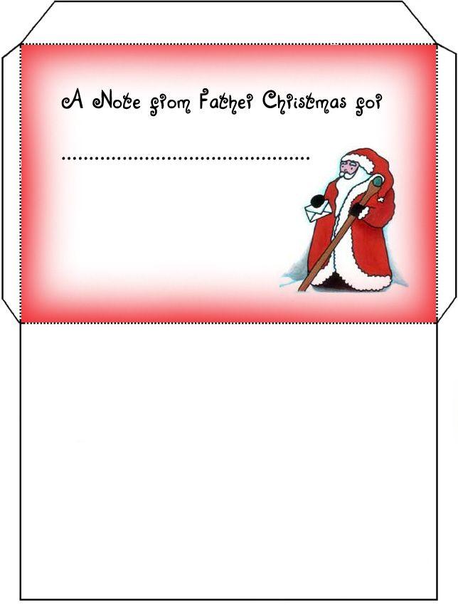photograph regarding Christmas Envelopes Free Printable identify Totally free Printable Xmas Playing cards Dad Xmas Envelope
