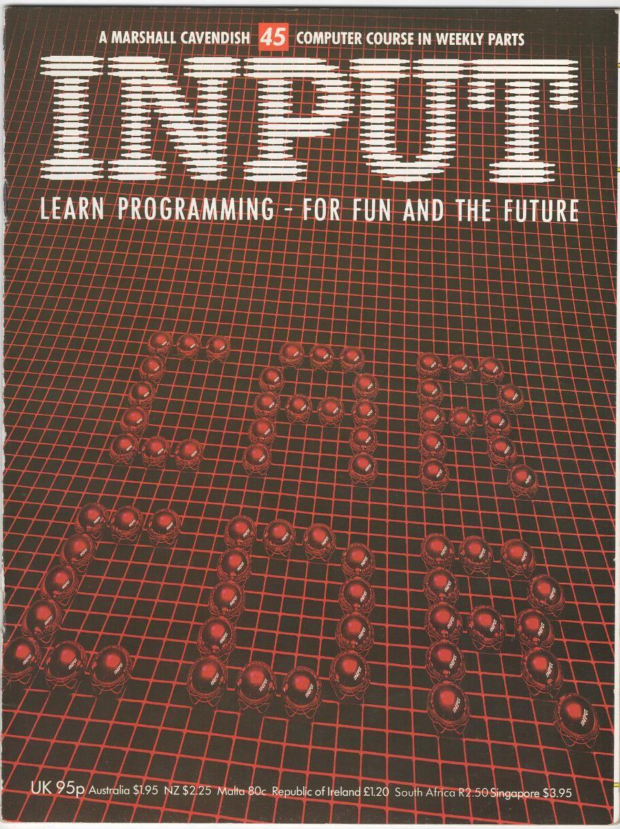 Input Magazine Issue 45
