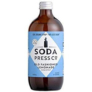Soda Press Co Old-Fashioned Lemonade Syrup 500ml Cupboard Pasta-Pulses Cupboard Spices-Seasonings Cupboard Minerals-Supplements Capsules Water Cupboard Supplies Mixes Flour-Mixes Supplies Tools Cloths-Wipes Cupboard Biscuits
