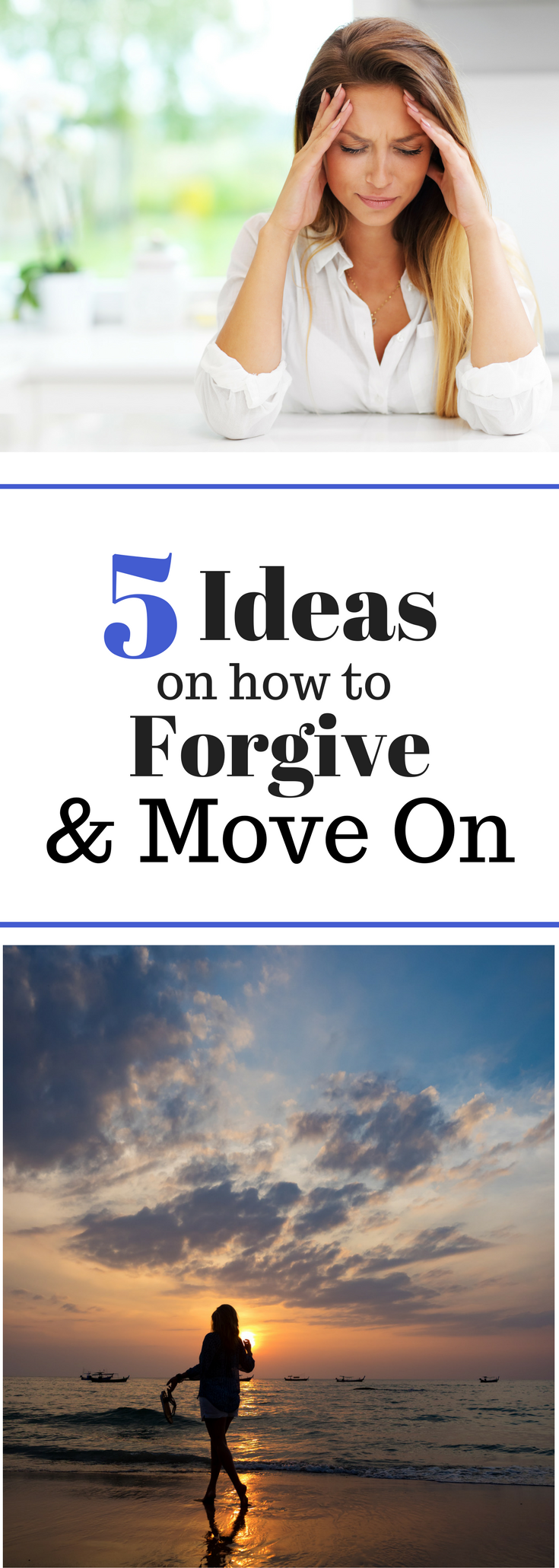 how to forgive others and move on