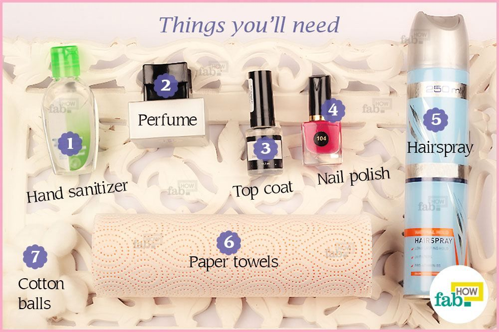 How To Remove Nail Polish Without Using Nail Polish Remover Top