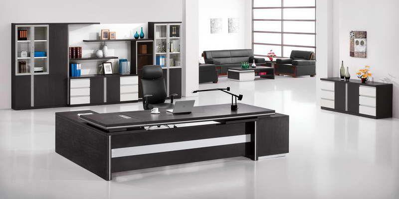 Merveilleux Modern Office With Cabinet Design ~ Http://lanewstalk.com/modern