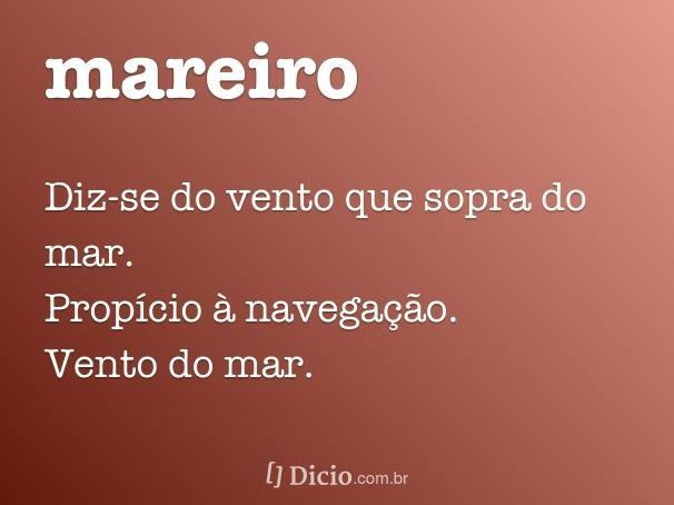 mareiro