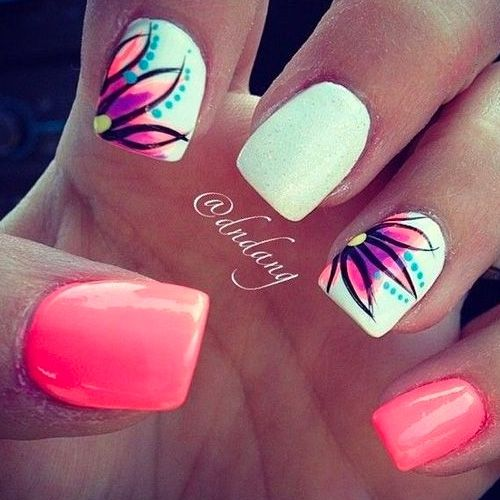 Best Spring Nails 44 Best Spring Nail Designs For 2018 Nails218