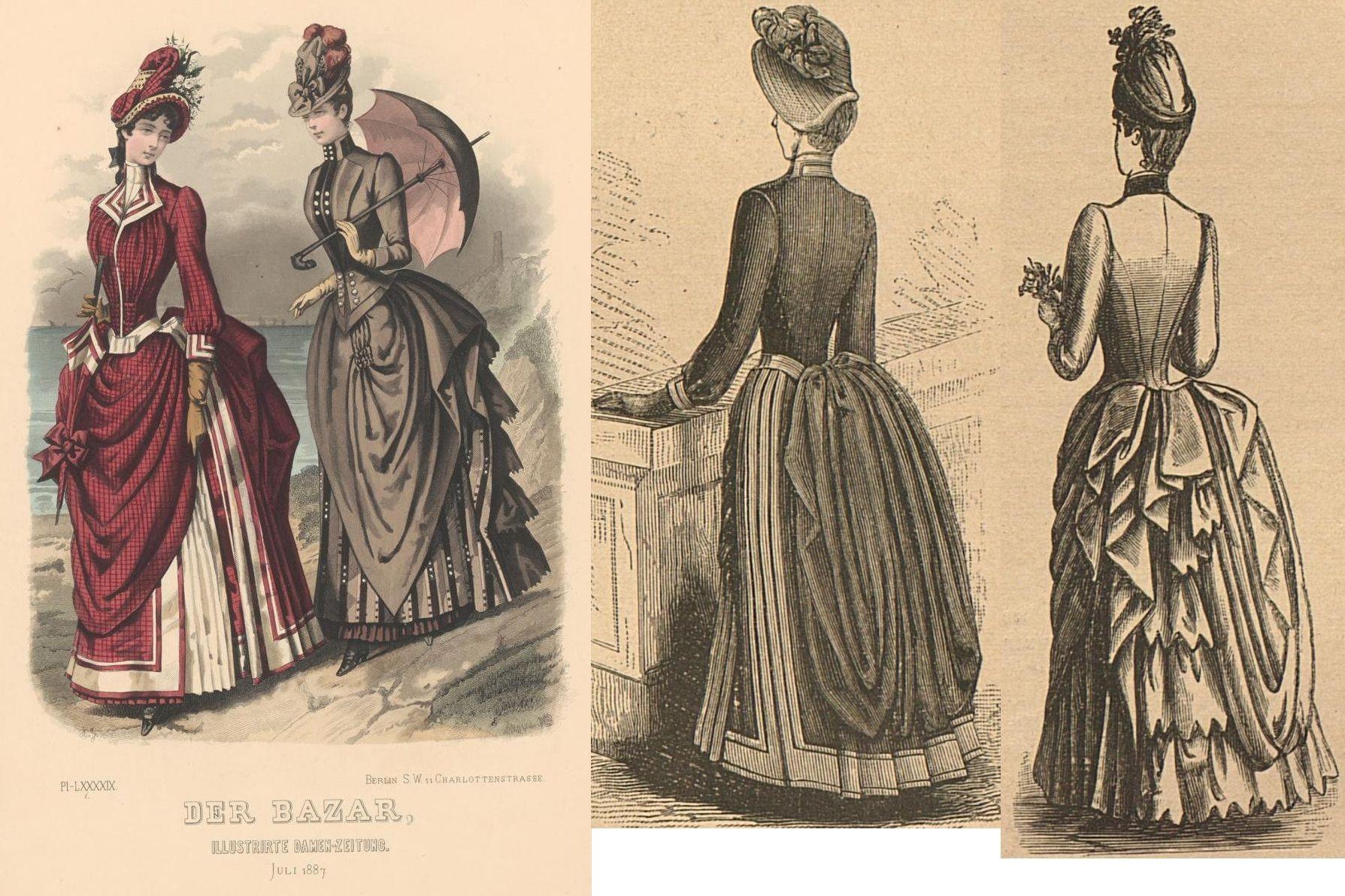 Der Bazar 1887