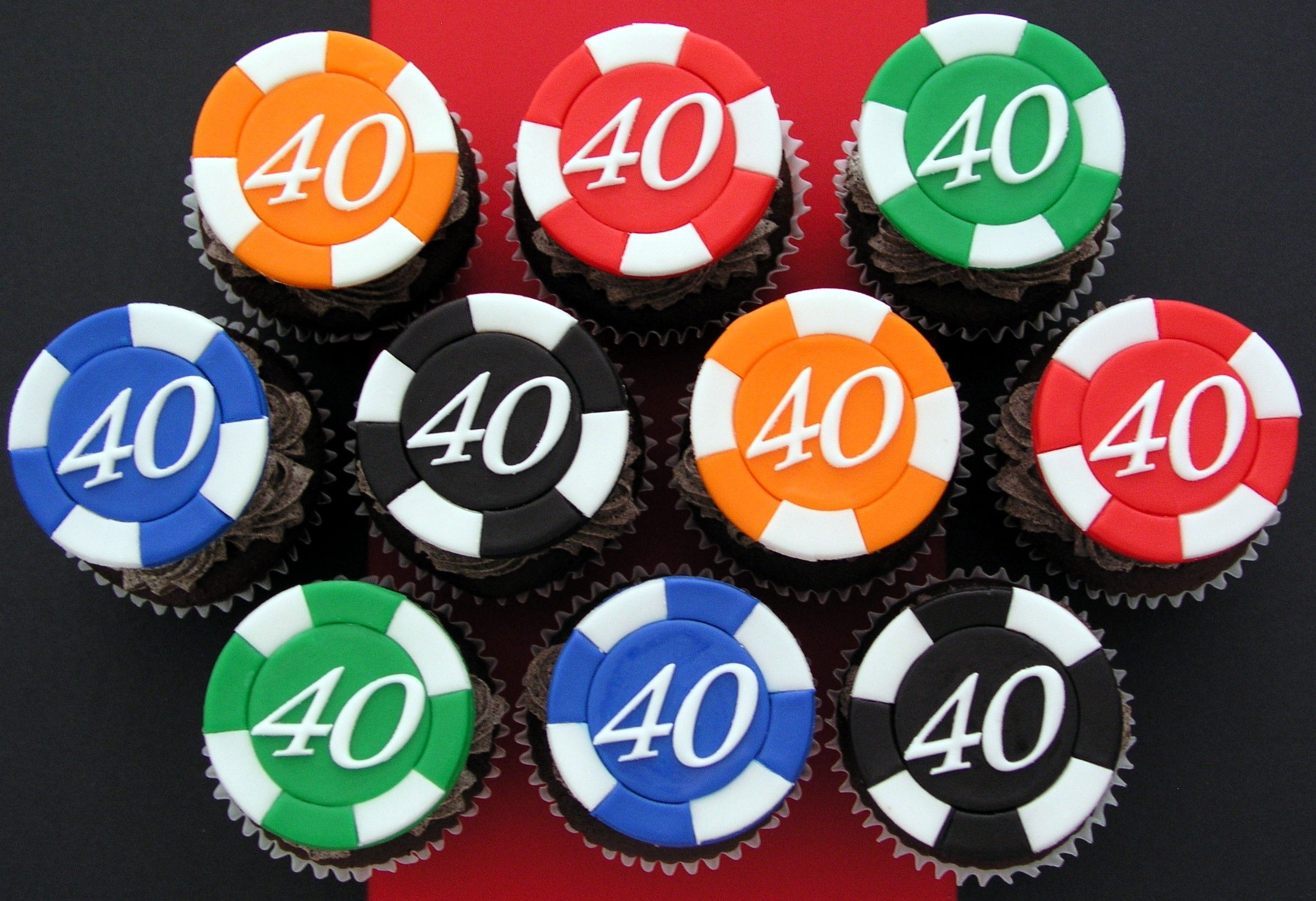 Gallery Of Poker Cookies Gallery Cupcakes 171 Cake