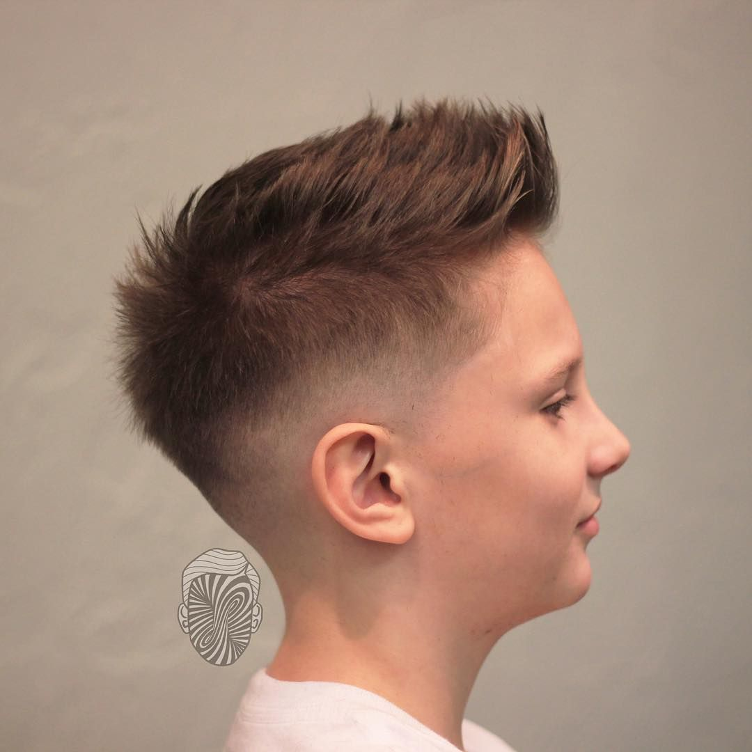 10 Fade Haircuts For Boys -> Cool New Styles For September 10