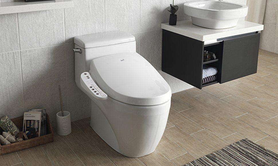 Bio Bidet Aura A7 Bidet Seat White Amazon Com Bidet Toilet Seat Bidet Bidet Toilet