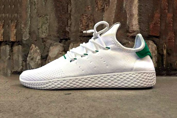 on sale ca381 49657 A First Look at Pharrell s Next adidas Originals Human Race Sneaker