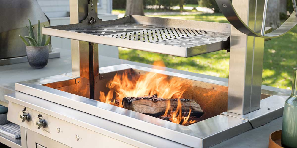 Wood Fired Argentinian Grills Argentinian Grill Outdoor Kitchen Fire Grill