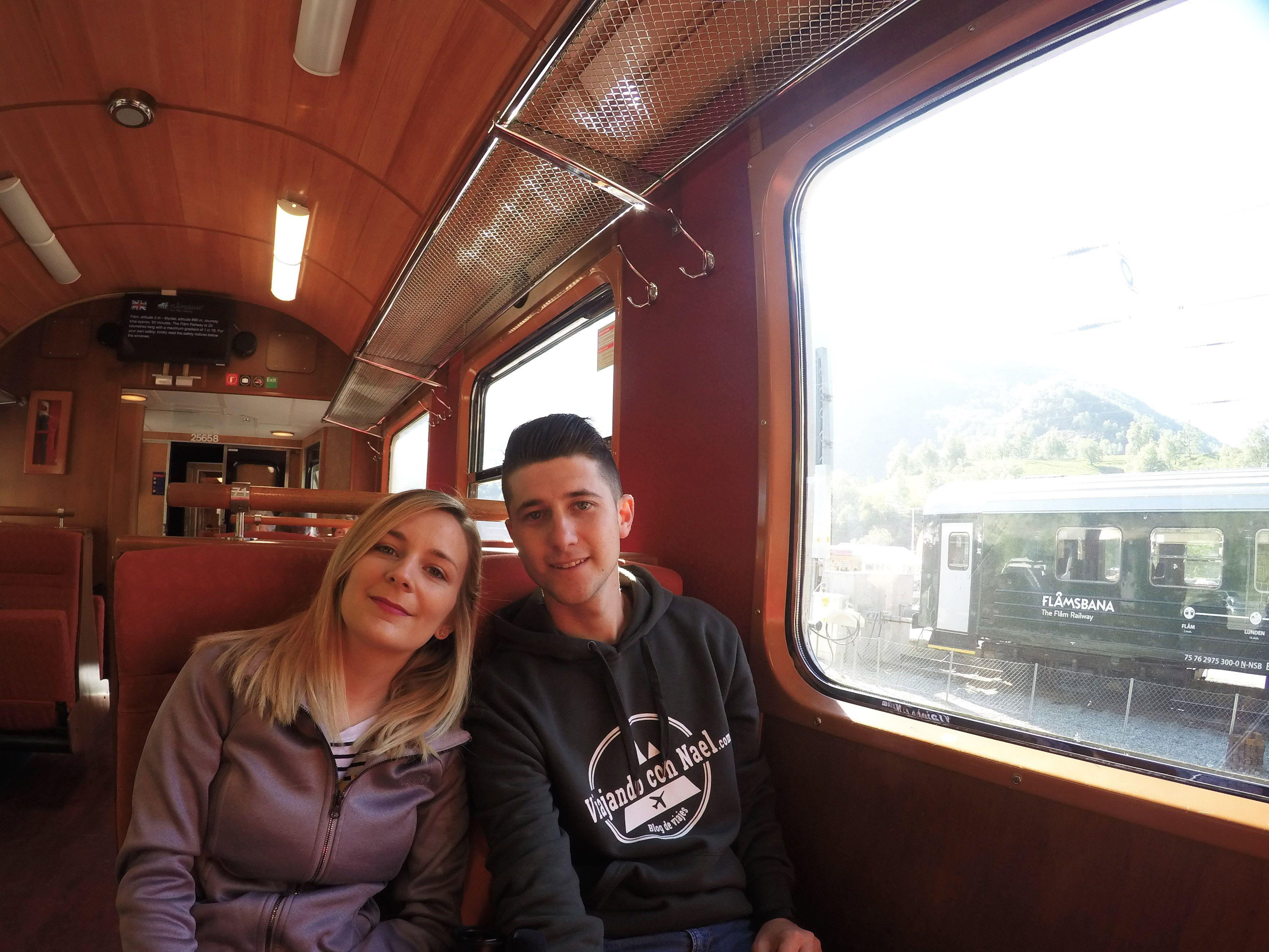 Tren Flam Noruega