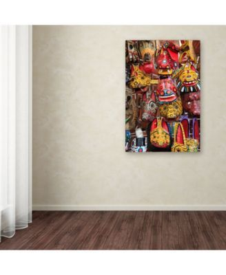 Library Robert Harding Picture Horses 2 Canvas Art 24 X 16 X 2 Canvas Art Horse Head Kids Furniture Hanging a canvas painting is easy with a few simple tools! pinterest