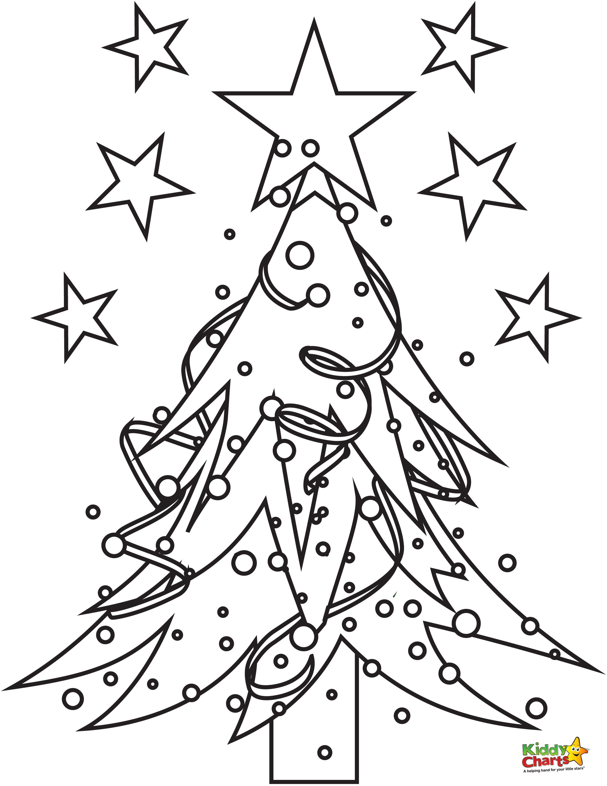 Christmas Tree Coloring Page Christmas Tree Coloring Page Tree Coloring Page Christmas Coloring Pages