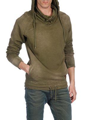 new concept 93361 1fad9 Felpe DIESEL: SEGER-R | Le più belle Felpe Uomo | Sweaters ...