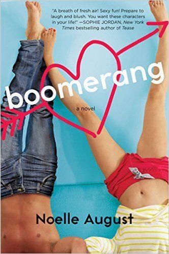 Boomerang: A Boomerang Novel - Kindle edition by Noelle August. Literature & Fiction Kindle eBooks @ Amazon.com.