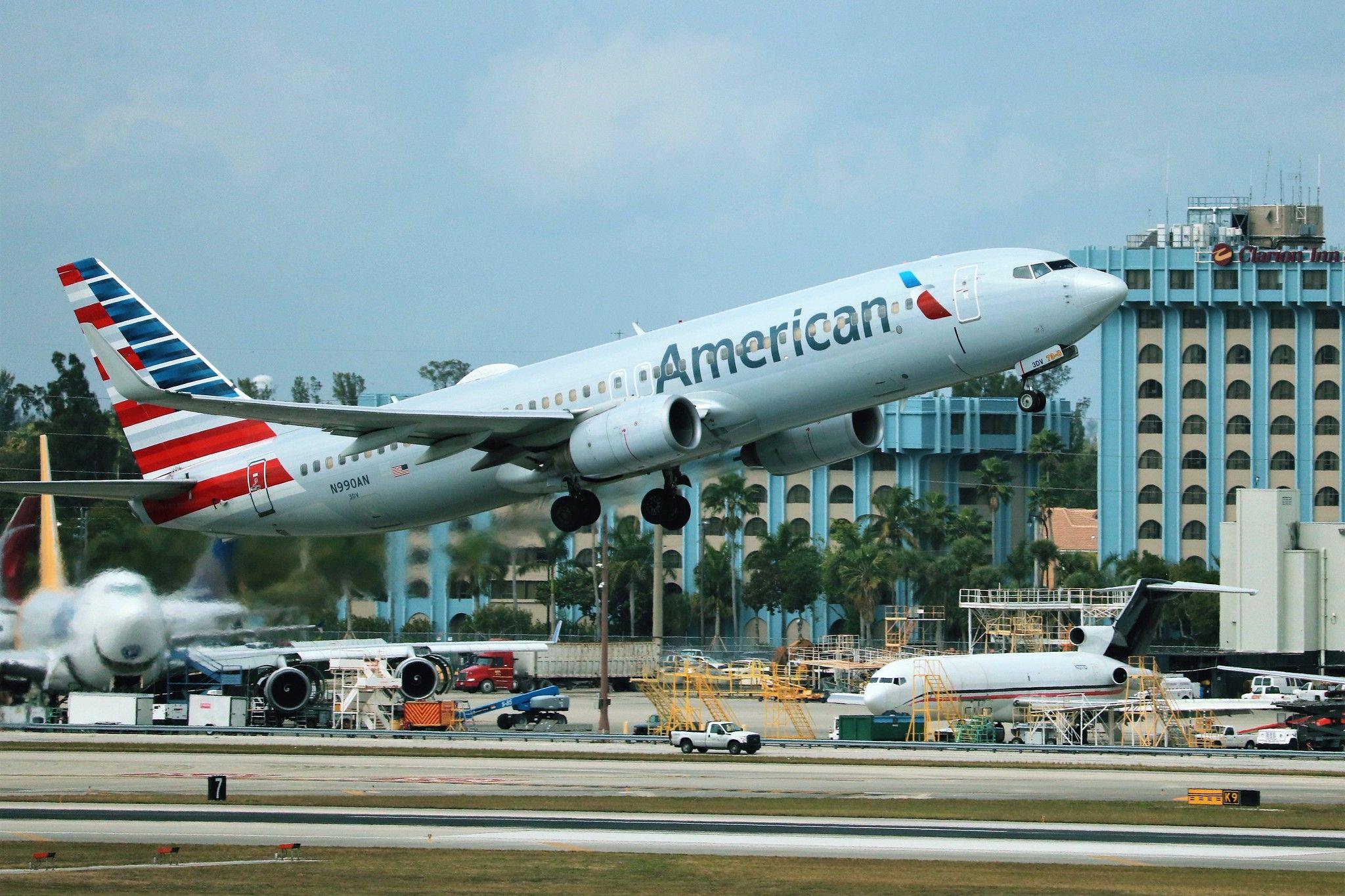 American Airlines 737 American airlines, American, Airlines