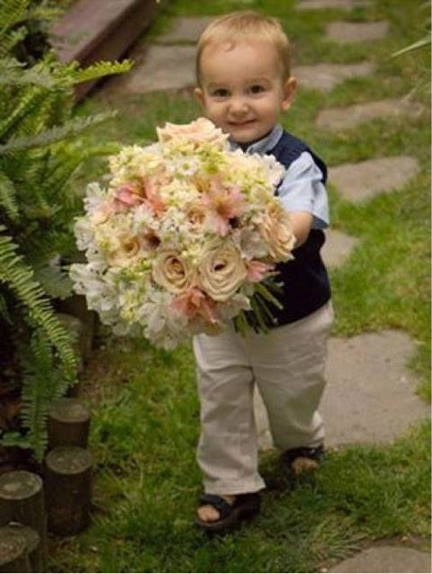 So Cute Baby Mothers Day Flowers Flowers Flower Delivery