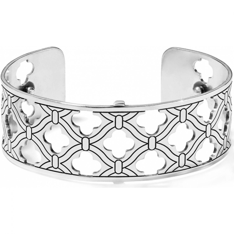 Silver Cuff Bracelet TUCK