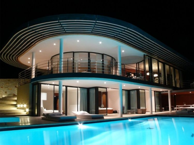 Villa La Croix-Valmer design