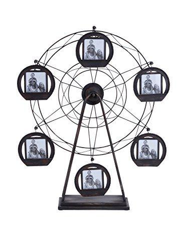 www.myhabit.com : Benzara Ferris Wheel 6-Photo Frame Display 6 small ...
