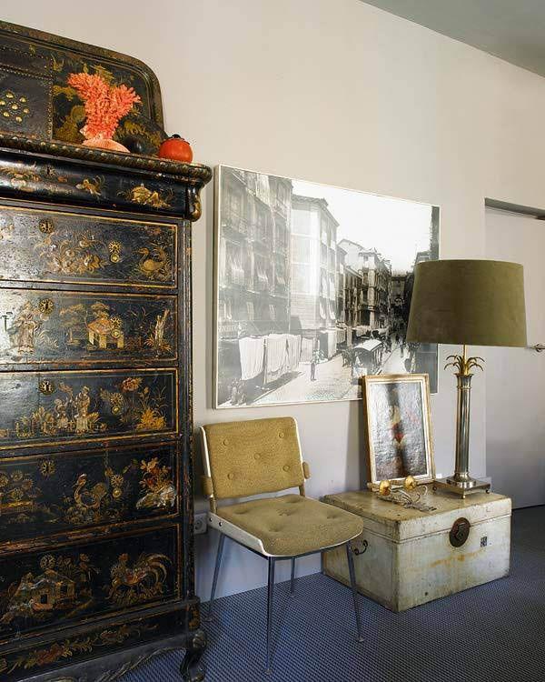 Como decorar con muebles chinos baul cajonera for Muebles asia