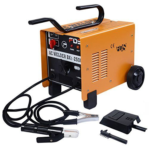 Cheap Goplus 110v 220v Arc 250 Amp Welder Welding Machine Soldering Accessories Tools Deals Week