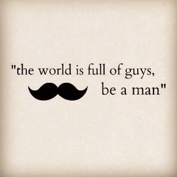 ...or a gentleman #quotes #men #style
