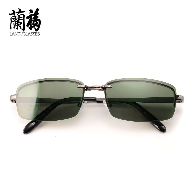 eyeware frame men magnet polarized clip multi-purpose glasses frame ...
