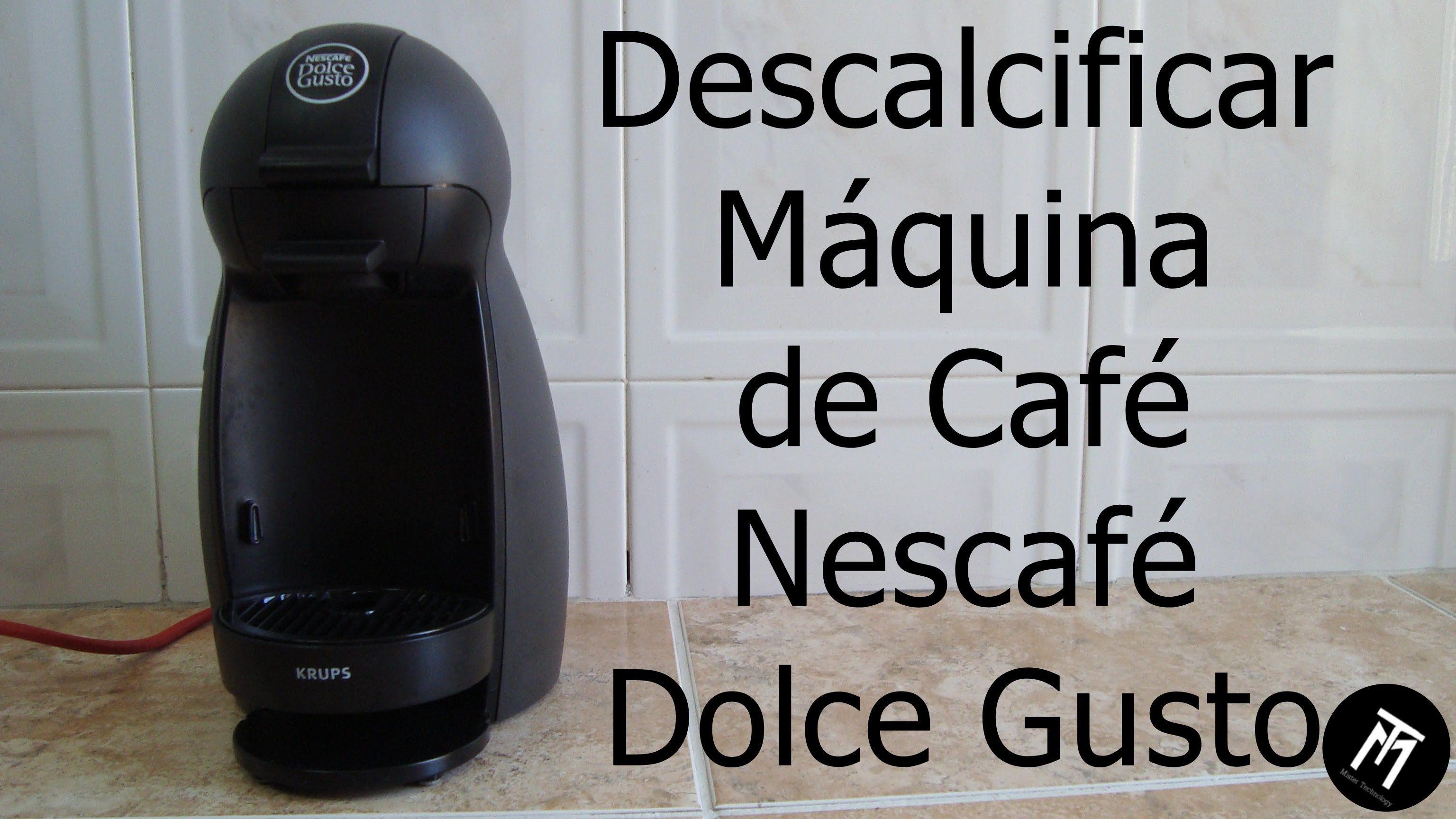 Como Descalcificar A Sua Maquina De Cafe Maquina De Cafe