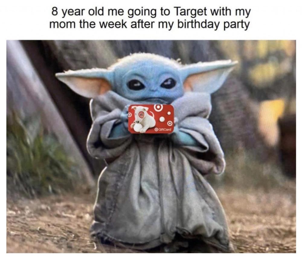 11 Funny Baby Yoda Memes Parents Will Love 5 Funny Babies Yoda Funny Star Wars Memes