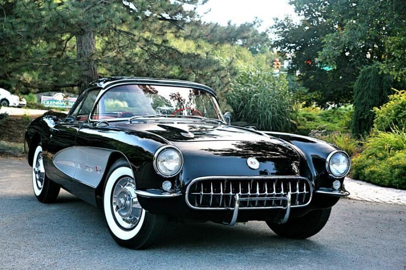 1957 Chevy Corvette Fuelie 1957 Corvette Convertible For Sale Old