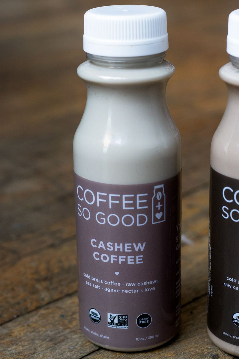 Coffee so good creamy cashew cold brew coffees dairy free review coffee so good all natural organic non gmo gluten free vegan cold brew coffee made with raw cashews details on the original lavender and mocha malvernweather Image collections