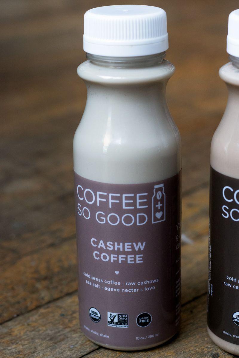 Coffee so good creamy cashew cold brew coffees dairy free review coffee so good creamy cashew cold brew coffees dairy free review malvernweather Choice Image