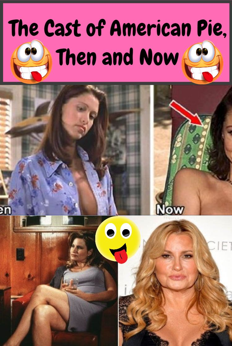 The Cast Of American Pie Then And Now Omg Wtf Bizarre Weird