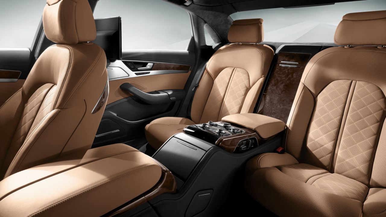 Audi A8 Interior Audi Audi A8 Audi Usa