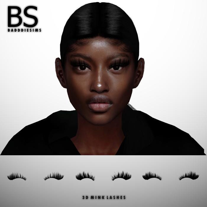 Sims 4 3d Eyelashes