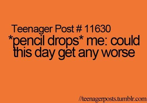Especially On Mondays Teenager Quotes About Life Relatable Teenager Posts Funny Quotes