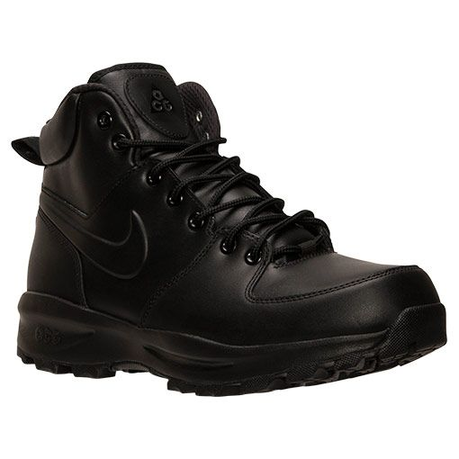 77636ed8fc6 Men's Nike Manoa Leather Boots - 454350 003 | Finish Line | My Steez ...