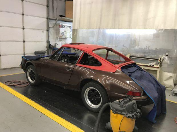 No Reserve 1982 Porsche 911sc Race Car Porsche Project Ideas