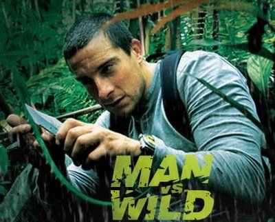 Discovery Channel Shows >> Man Vs Wild One Of My Favourite Discovery Channel Programs Bear