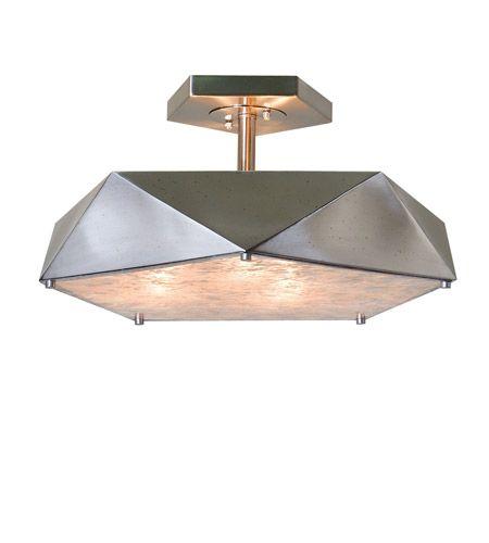 Uttermost 22274 tesoro 3 light 21 inch antique nickel flush mount ceiling light flush mount ceiling light flush mount ceiling and nickel finish