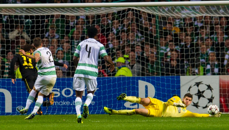 Benfica line up £6million move for Celtic goalkeeper Fraser Forster - Daily Record