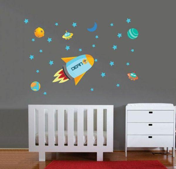 Attraktiv Babyzimmer Gestalten   50 Coole Babyzimmer Bilder