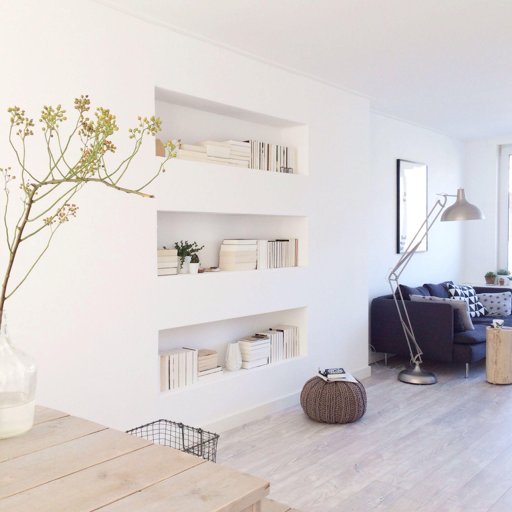 Built In Drywall Shelves Drywall Shelves