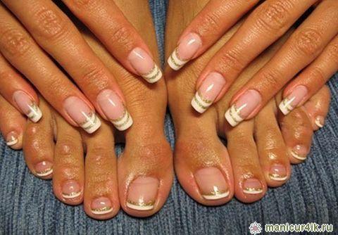 Cute Pedi Manicure Pedicure Nails Toes Toes Pinterest