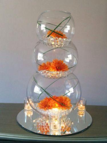 Fish Bowl Centrepiece To Hire Love It Pinterest Fish